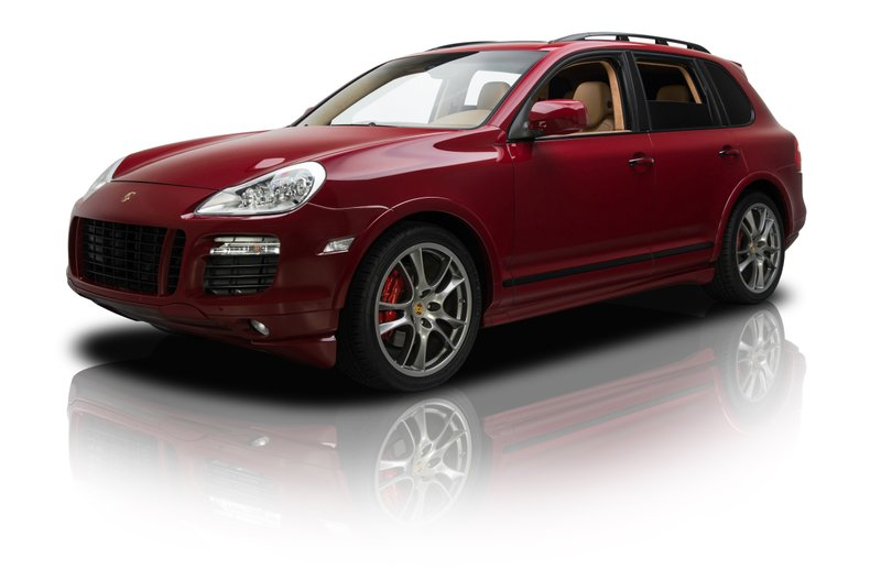 For Sale 2008 Porsche Cayenne