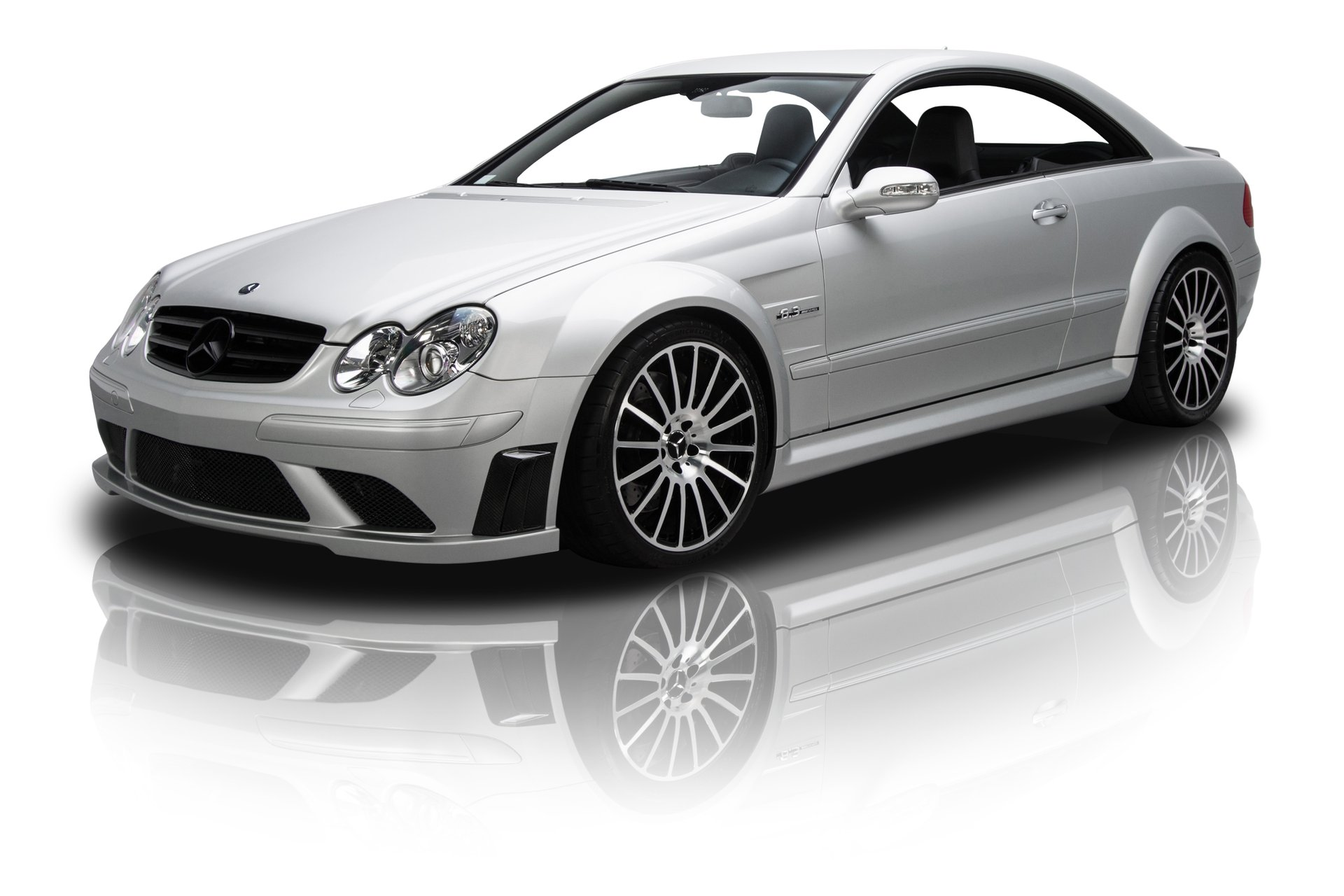 2008 mercedes benz clk63 amg black series