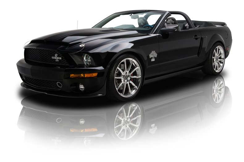 2008 ford gt500 super snake nascar edition