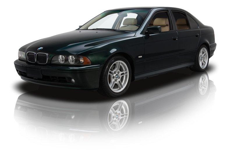 For Sale 2002 BMW 540i