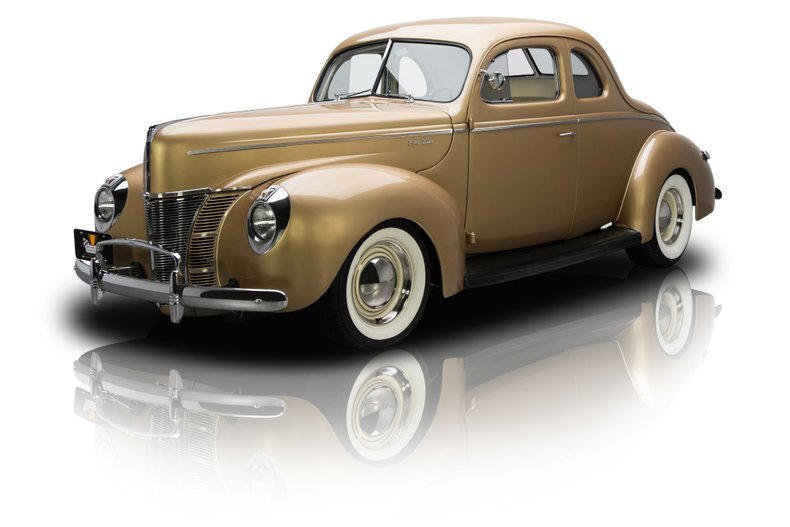 134547 1940 Ford Deluxe RK Motors Classic Cars for Sale