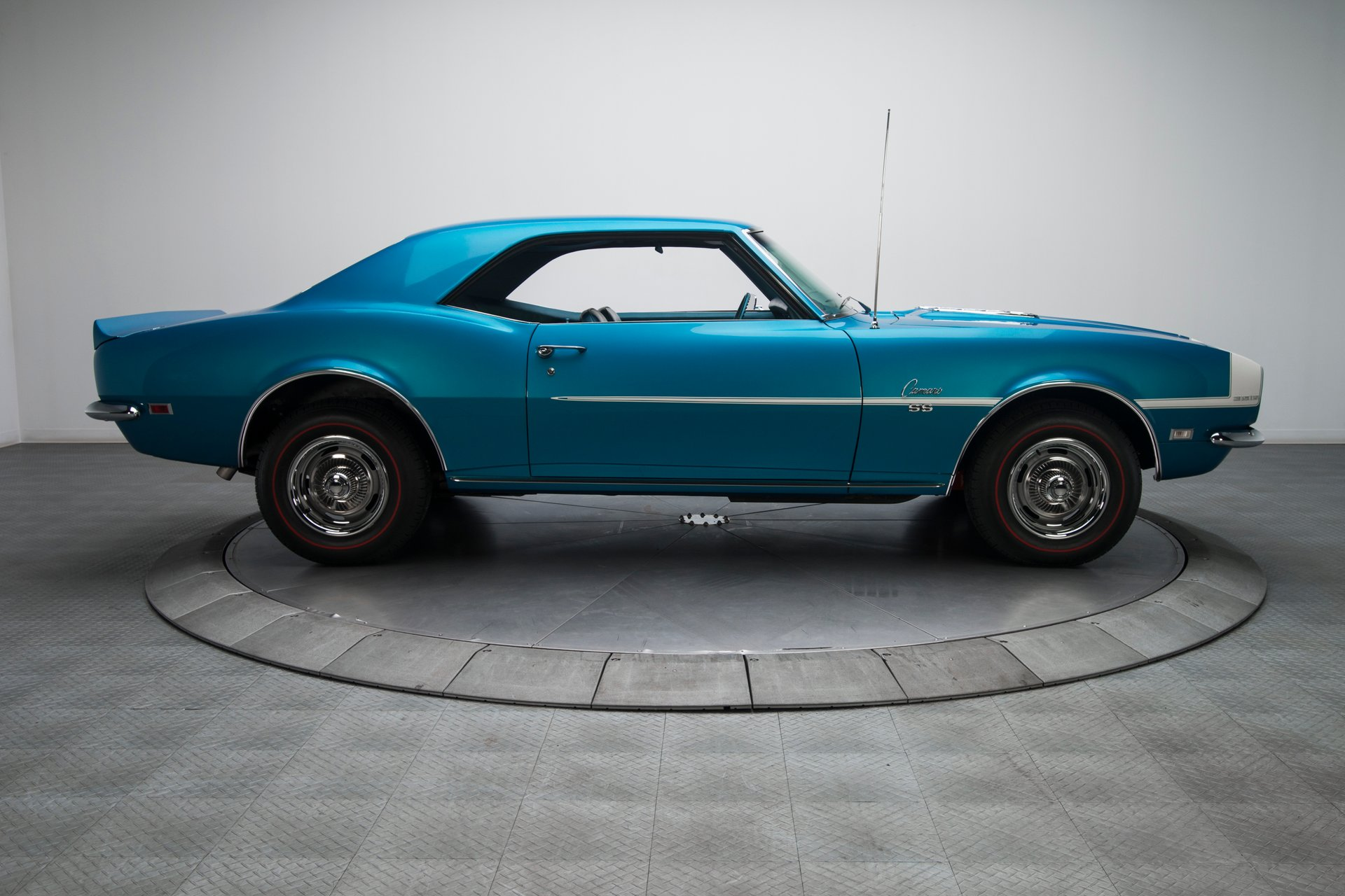 134569 1968 Chevrolet Camaro Rk Motors Classic Cars For Sale Ss Muscle Car