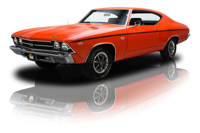 For Sale 1969 Chevrolet Chevelle