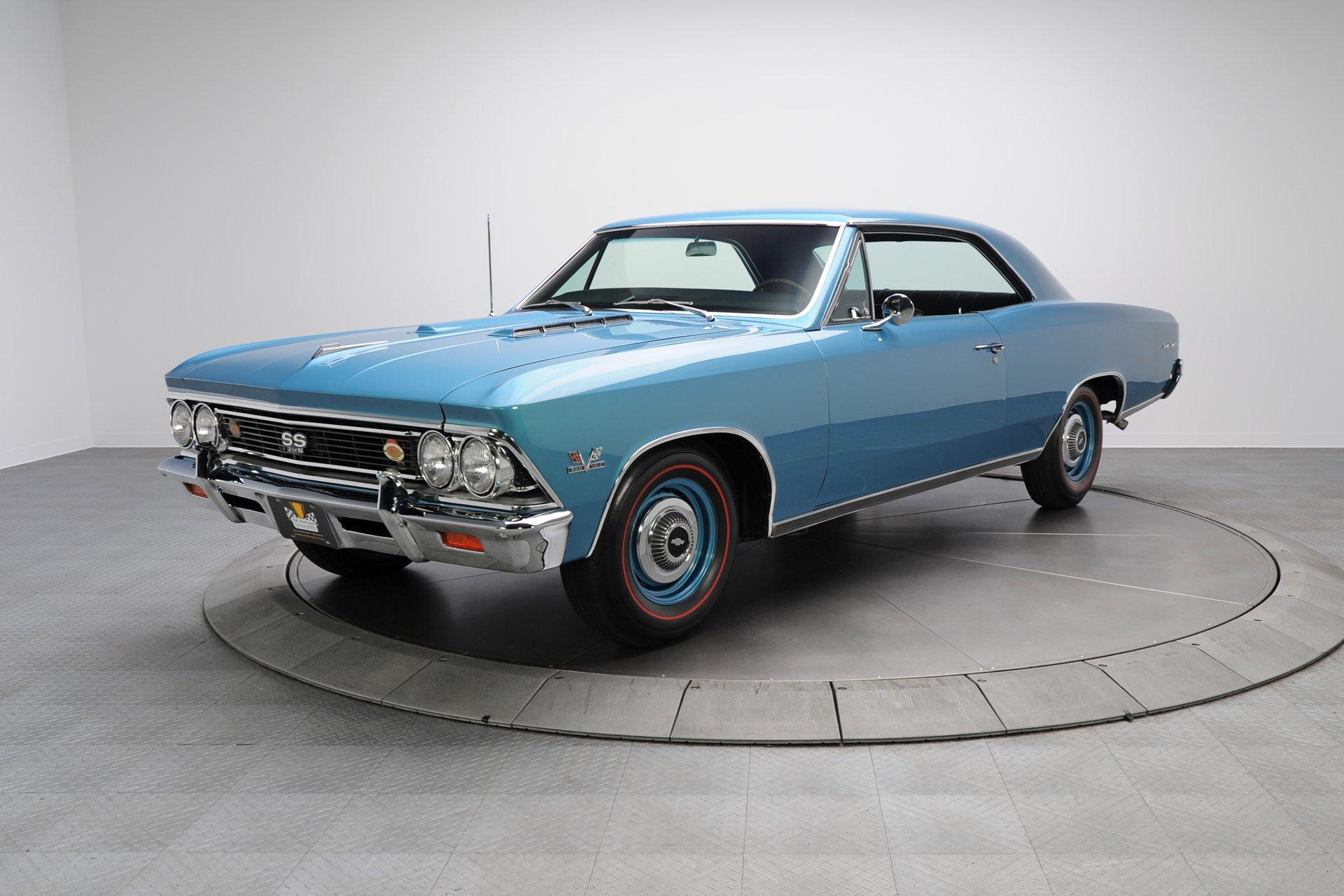 134628 1966 Chevrolet Chevelle RK Motors Classic Cars for Sale