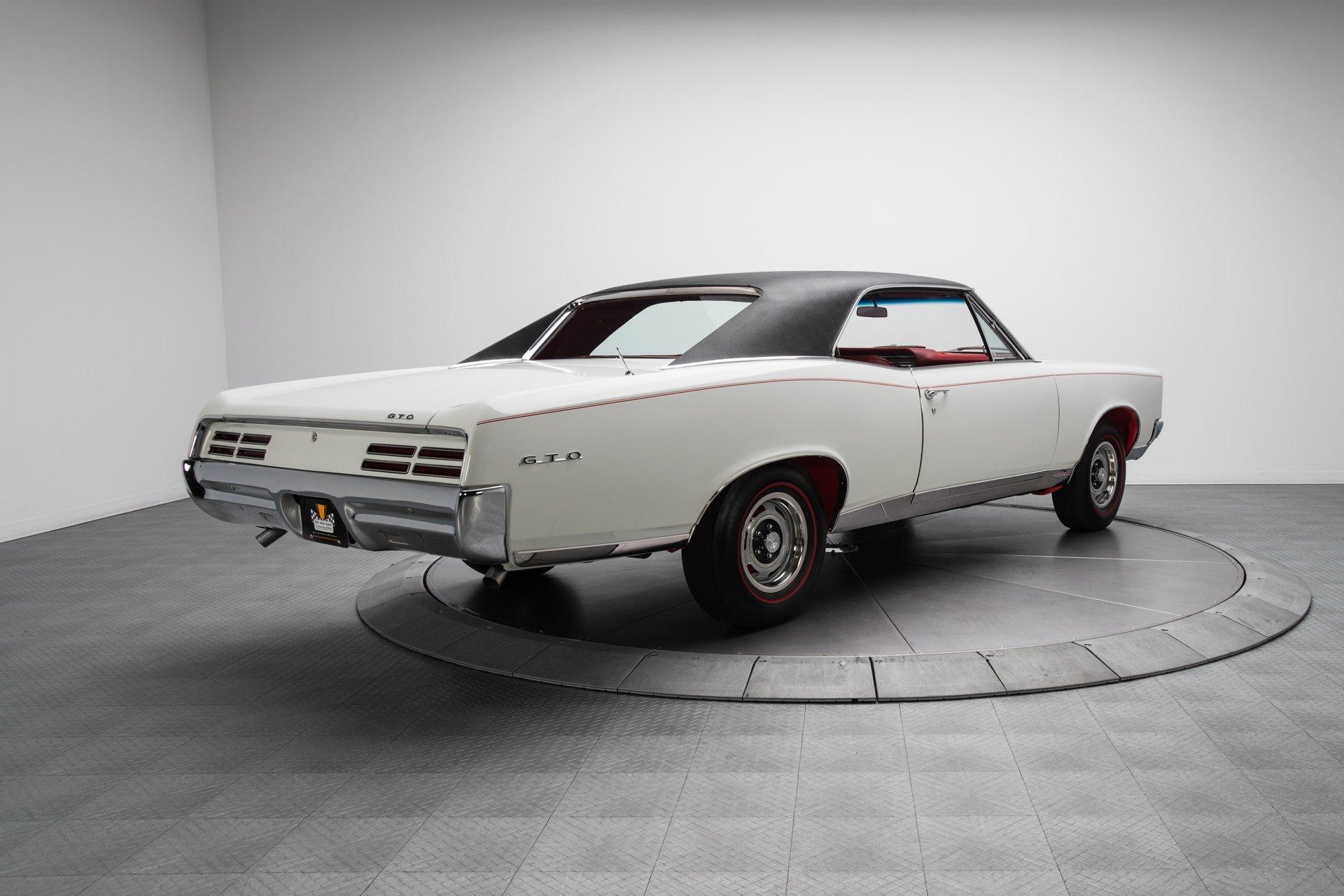 134648 1967 Pontiac GTO RK Motors Classic Cars for Sale