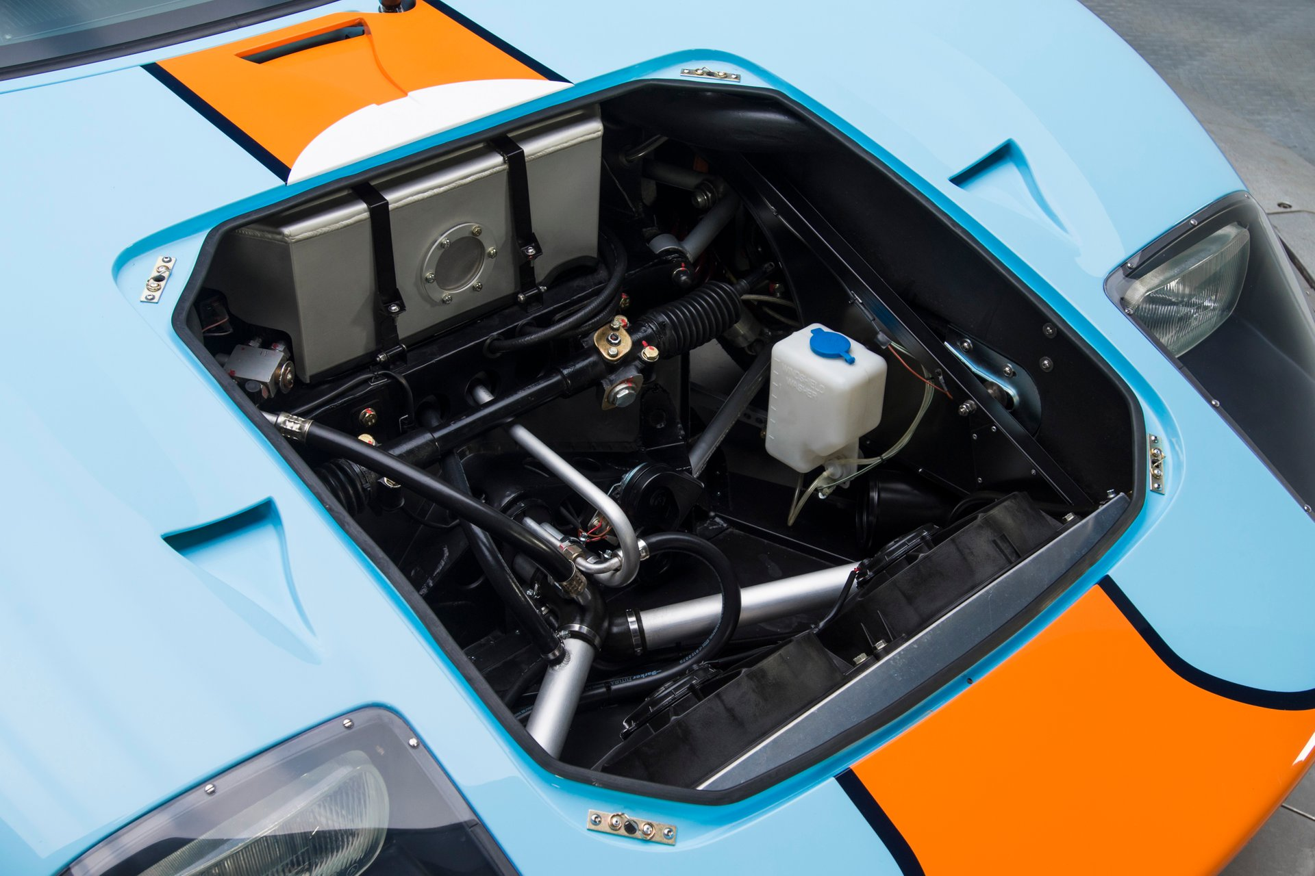 134675 1966 Ford GT40 RK Motors Classic Cars for Sale