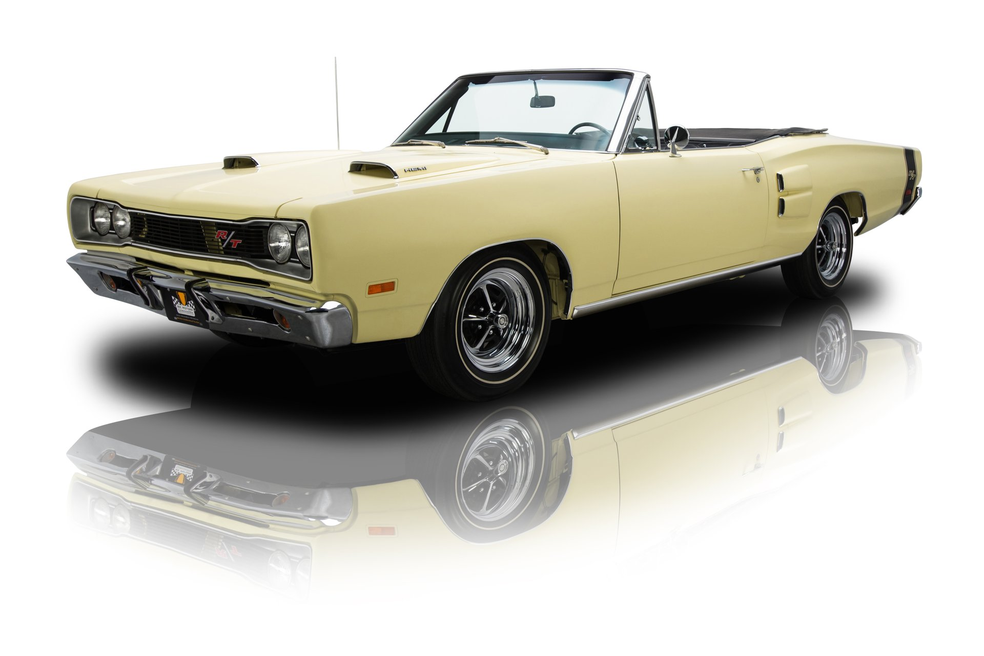 134677 1969 Dodge Coronet Rk Motors Classic Cars And Muscle Cars For Sale