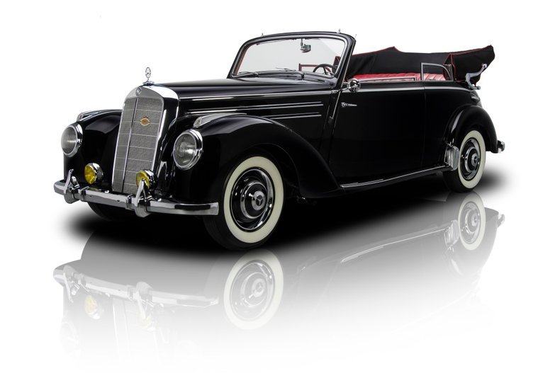 For Sale 1952 Mercedes-Benz 220