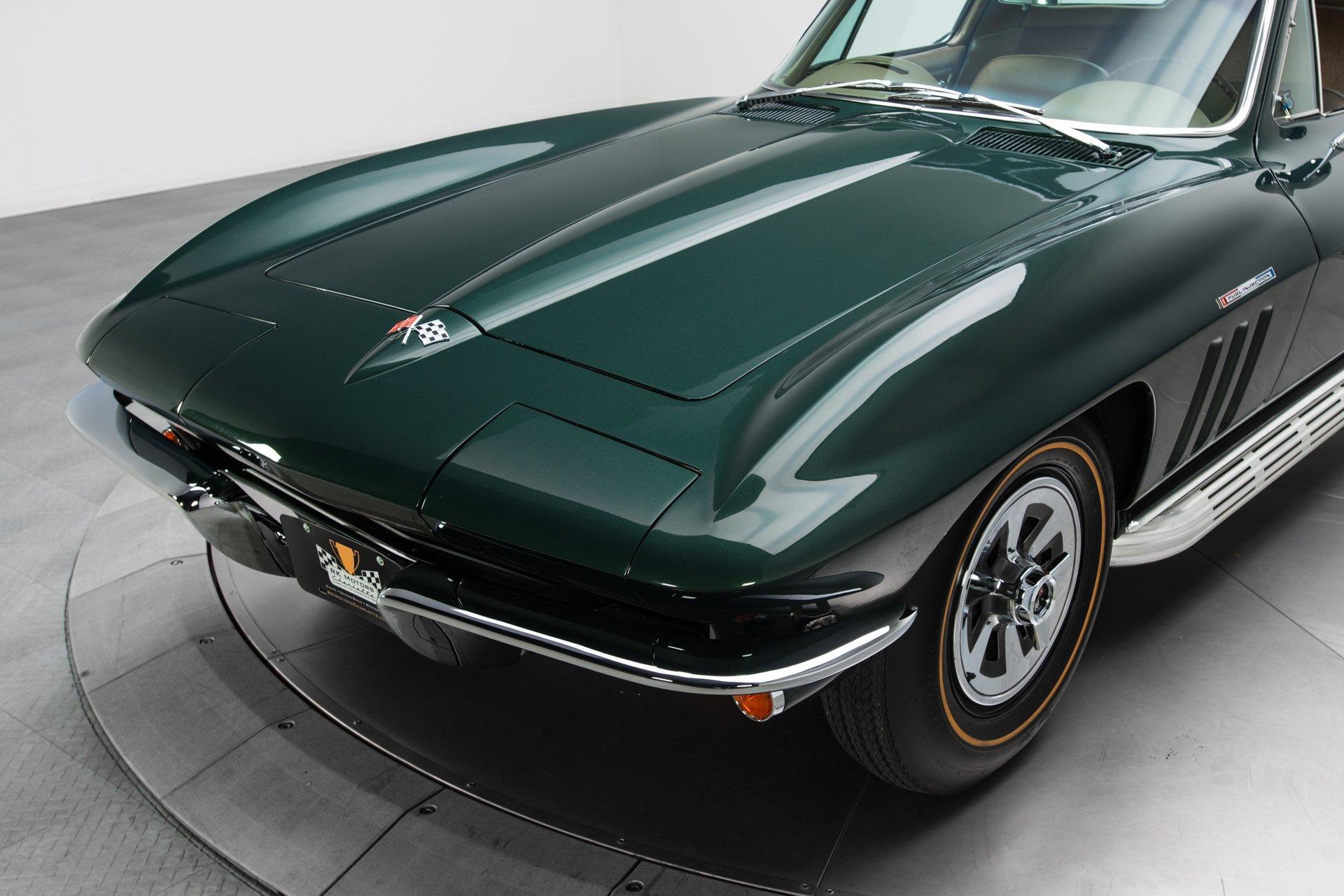 134704 1965 Chevrolet Corvette RK Motors Classic Cars for Sale