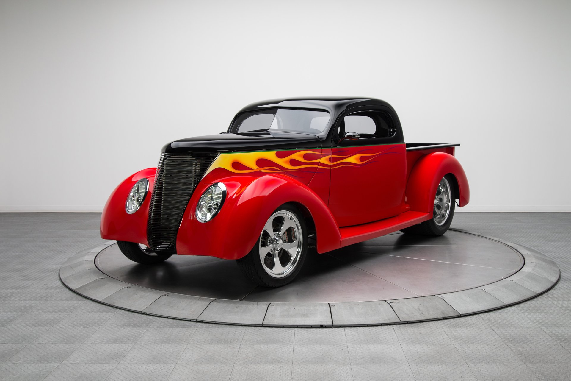 134706 1937 Ford Pickup RK Motors Classic Cars for Sale