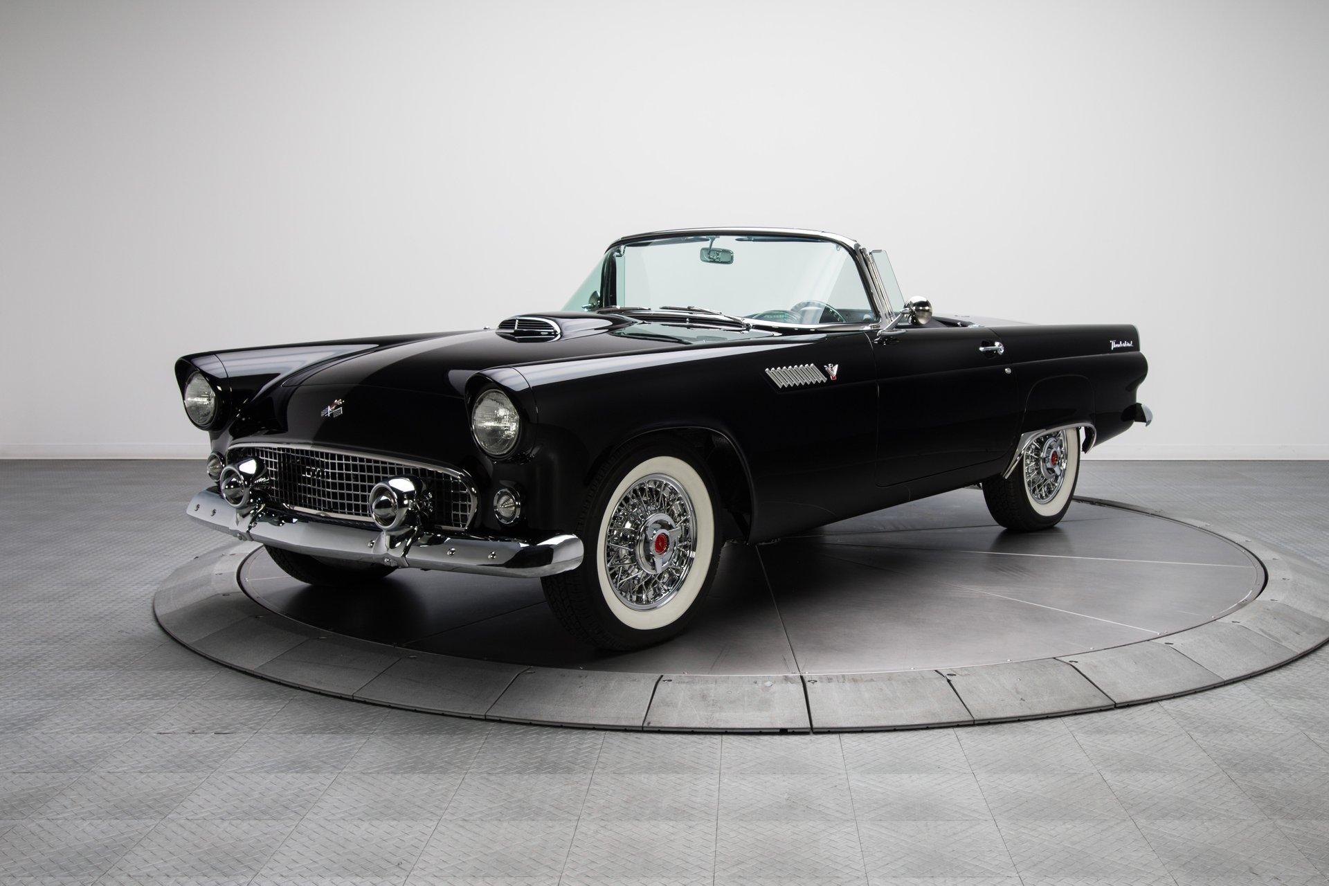 5249c1e2f2 134708 1955 Ford Thunderbird RK Motors Classic Cars for Sale