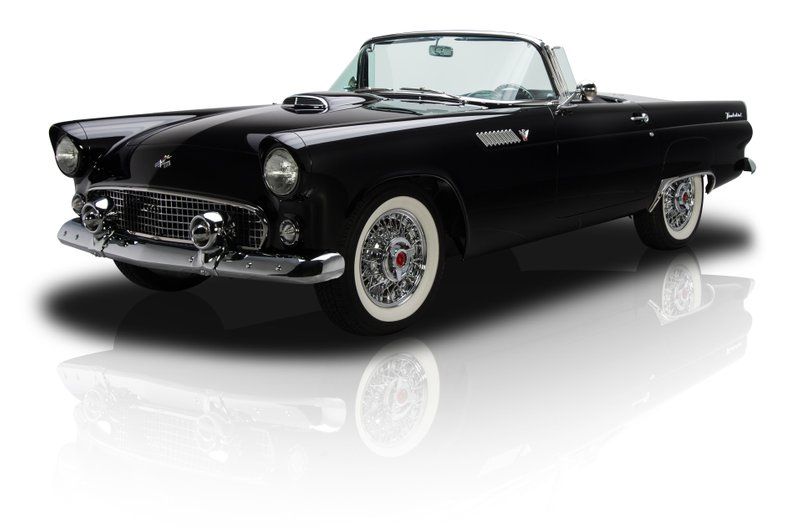 For Sale 1955 Ford Thunderbird