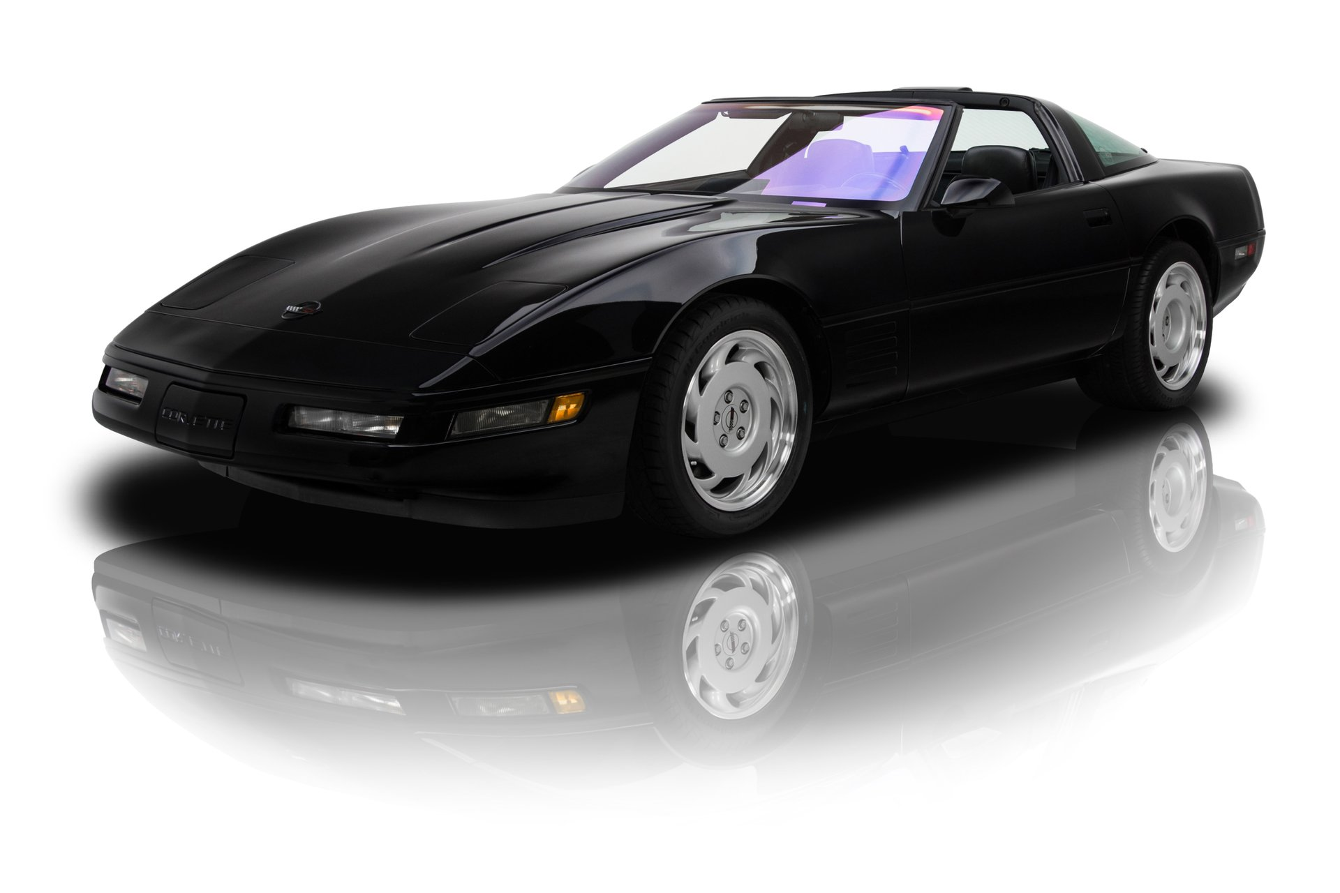 1991 chevrolet corvette zr 1
