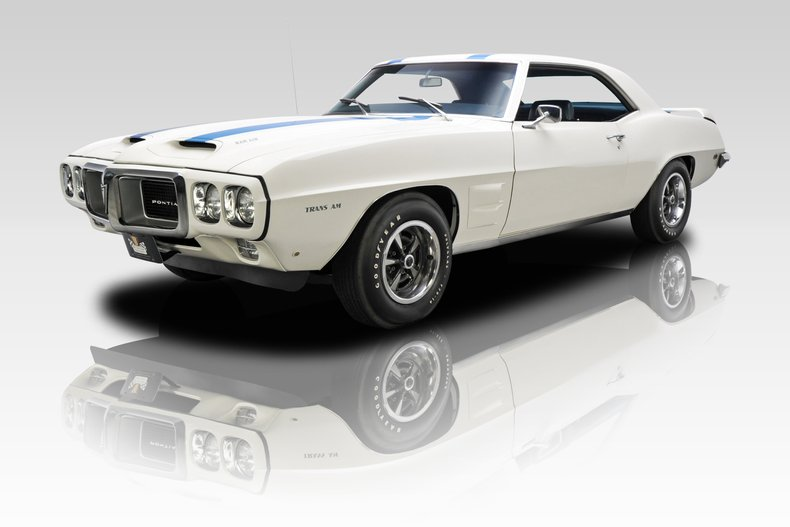 1969 pontiac firebird trans am