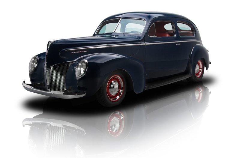 For Sale 1940 Mercury Sedan