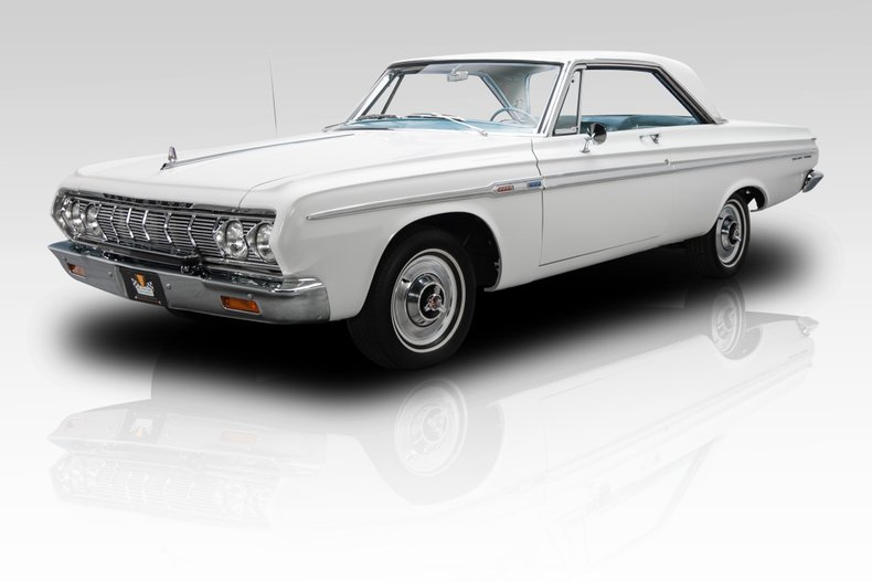 For Sale 1964 Plymouth Sport Fury