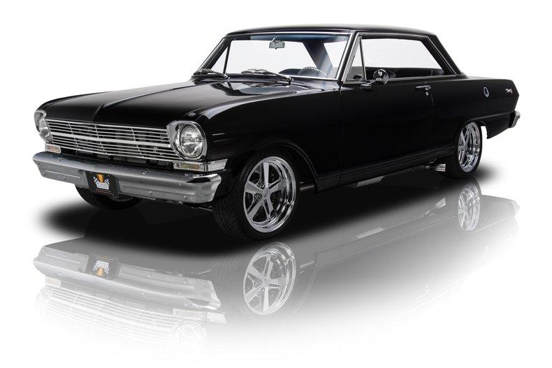 For Sale 1962 Chevrolet Nova