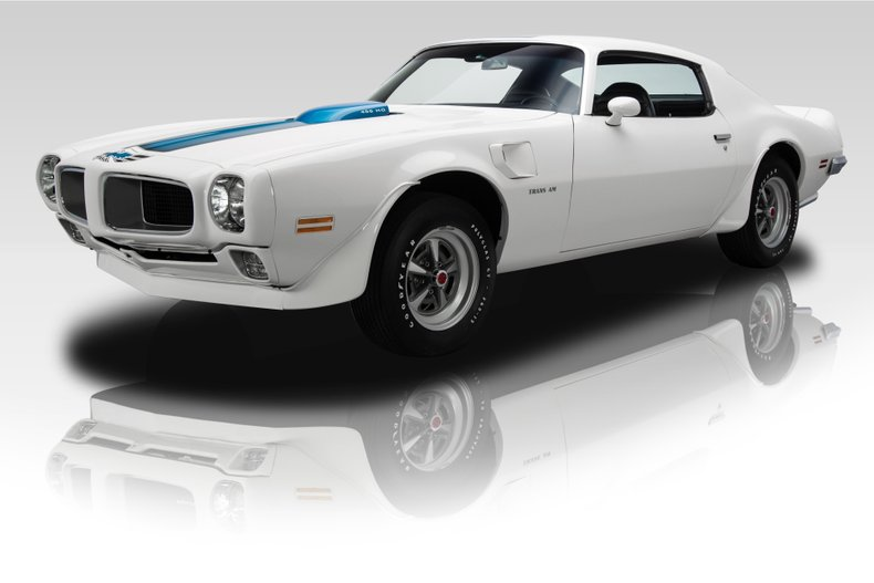 For Sale 1971 Pontiac Firebird
