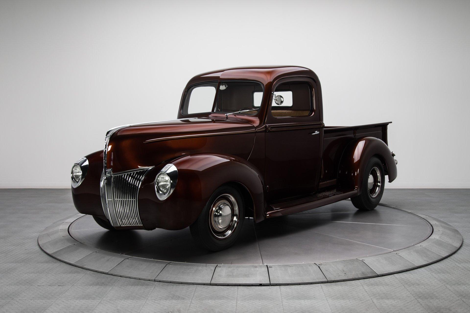 FORD 1940 Flathead V8 Car /& Pickup Truck Owner/'s Manual