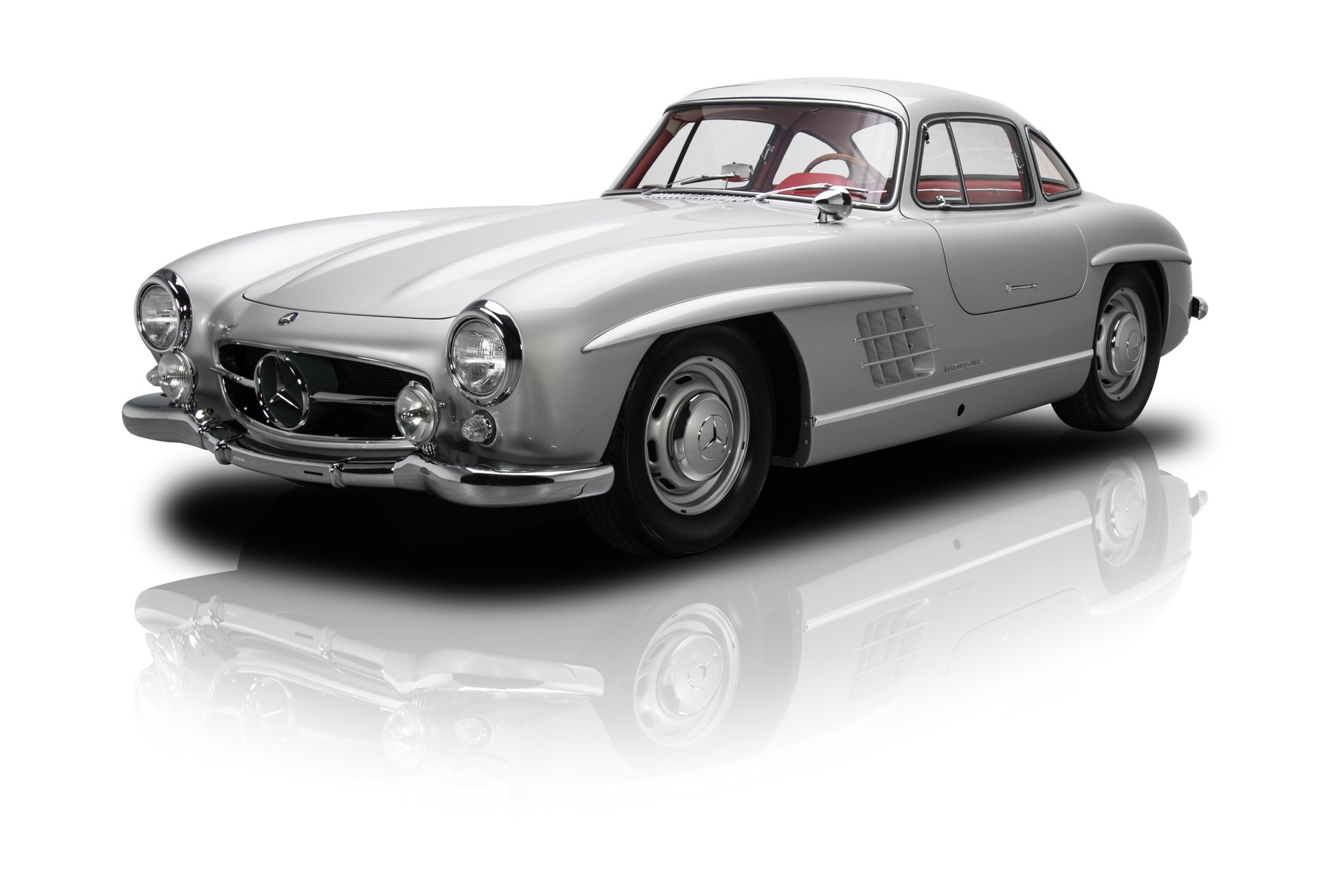 1954 mercedes benz 300 sl gullwing