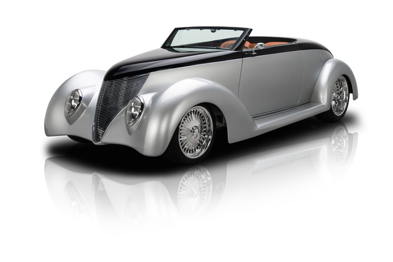 For Sale 1937 Ford Roadster