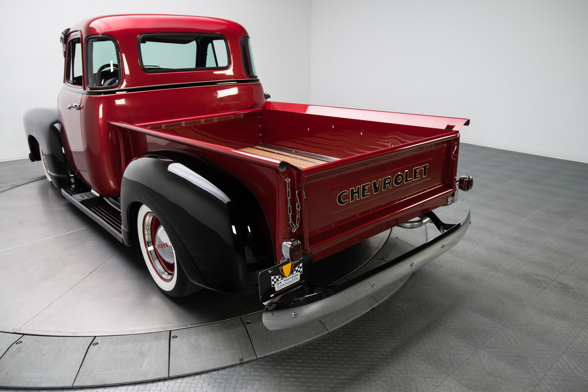 134771 1951 Chevrolet 3100 Rk Motors Classic Cars For Sale Chevy Pickup Truck