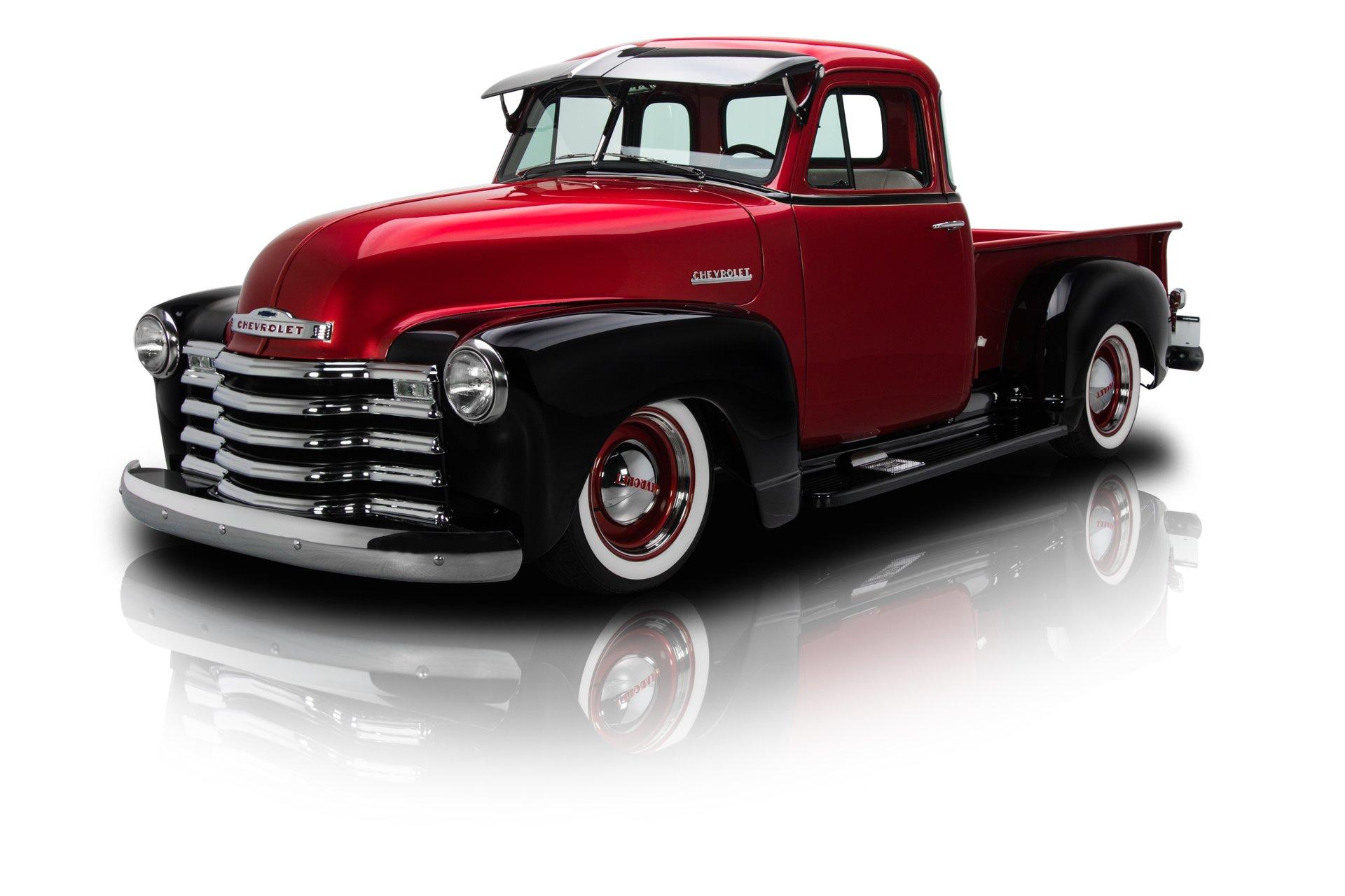 1951 chevrolet 3100 pickup truck