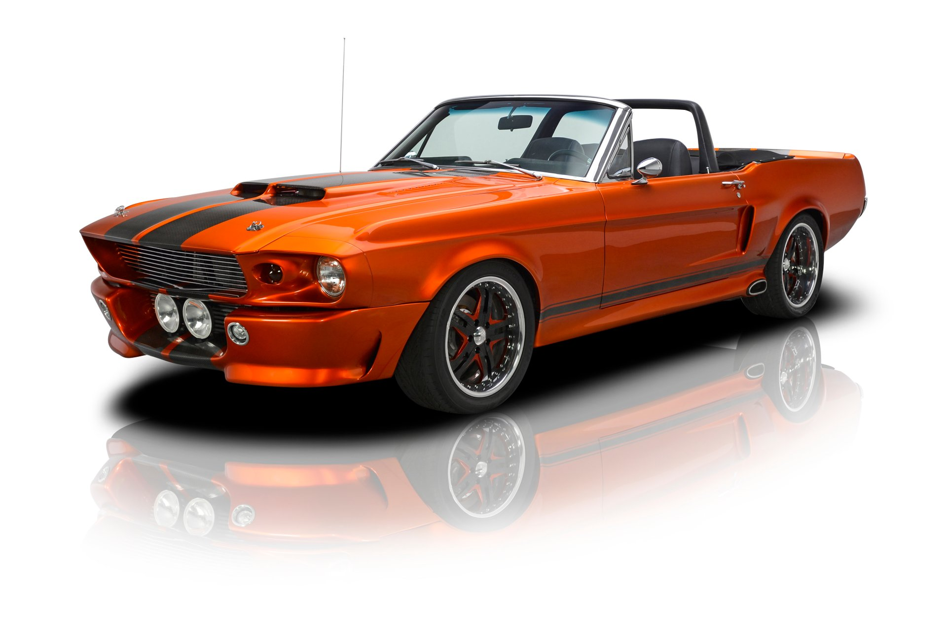 1967 ford mustang gt500