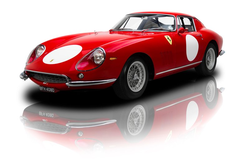 For Sale 1966 Ferrari 275