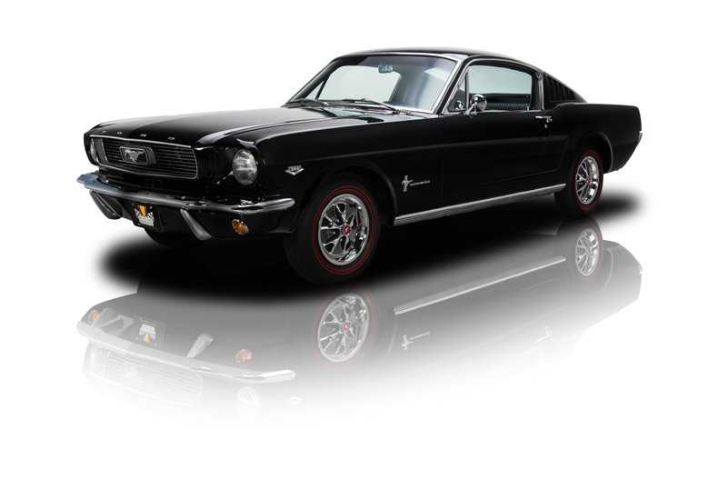 134785 1966 Ford Mustang RK Motors Classic Cars for Sale