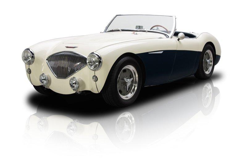 For Sale 1953 Austin-Healey 100
