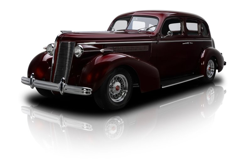 For Sale 1937 Buick Series 40