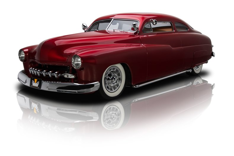 For Sale 1950 Mercury Coupe