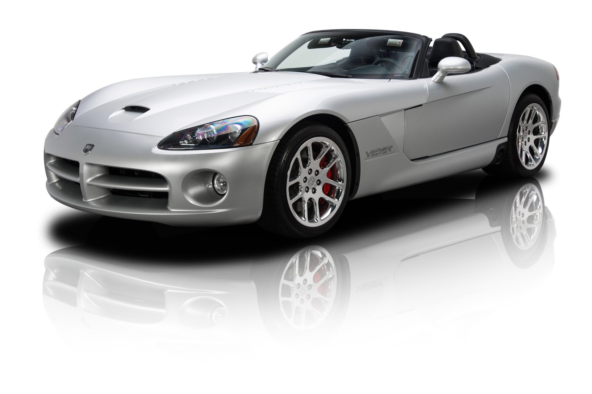 134805 2004 Dodge Viper Rk Motors Classic Cars And Muscle Cars For Sale