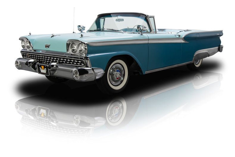 For Sale 1959 Ford Fairlane