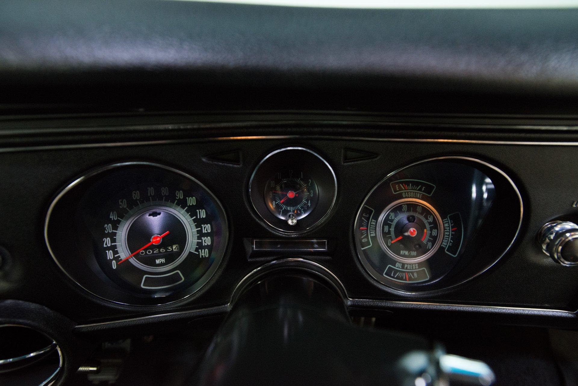 134834 1969 Chevrolet Chevelle RK Motors Classic Cars for Sale