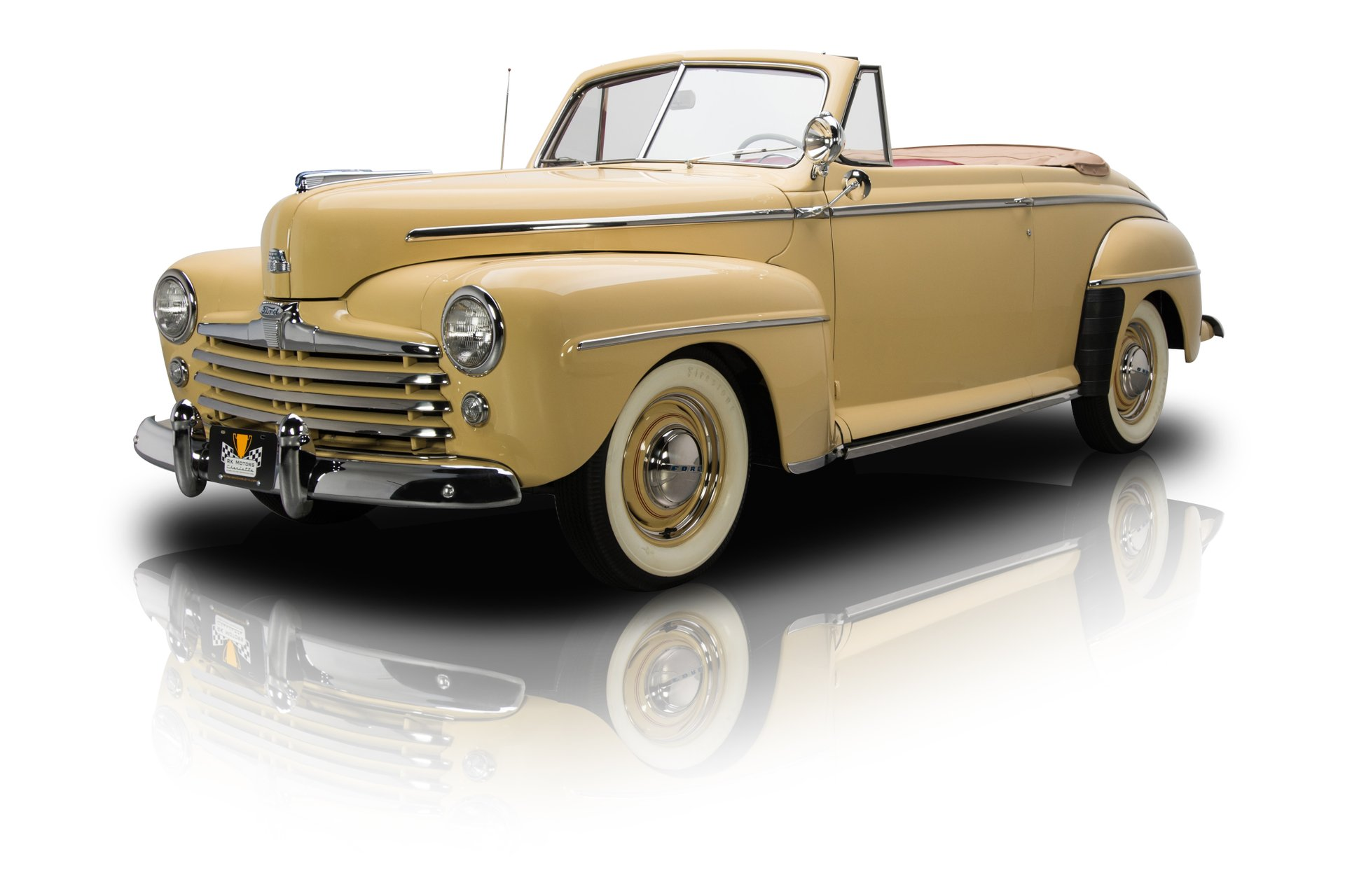 1947 ford super deluxe convertible