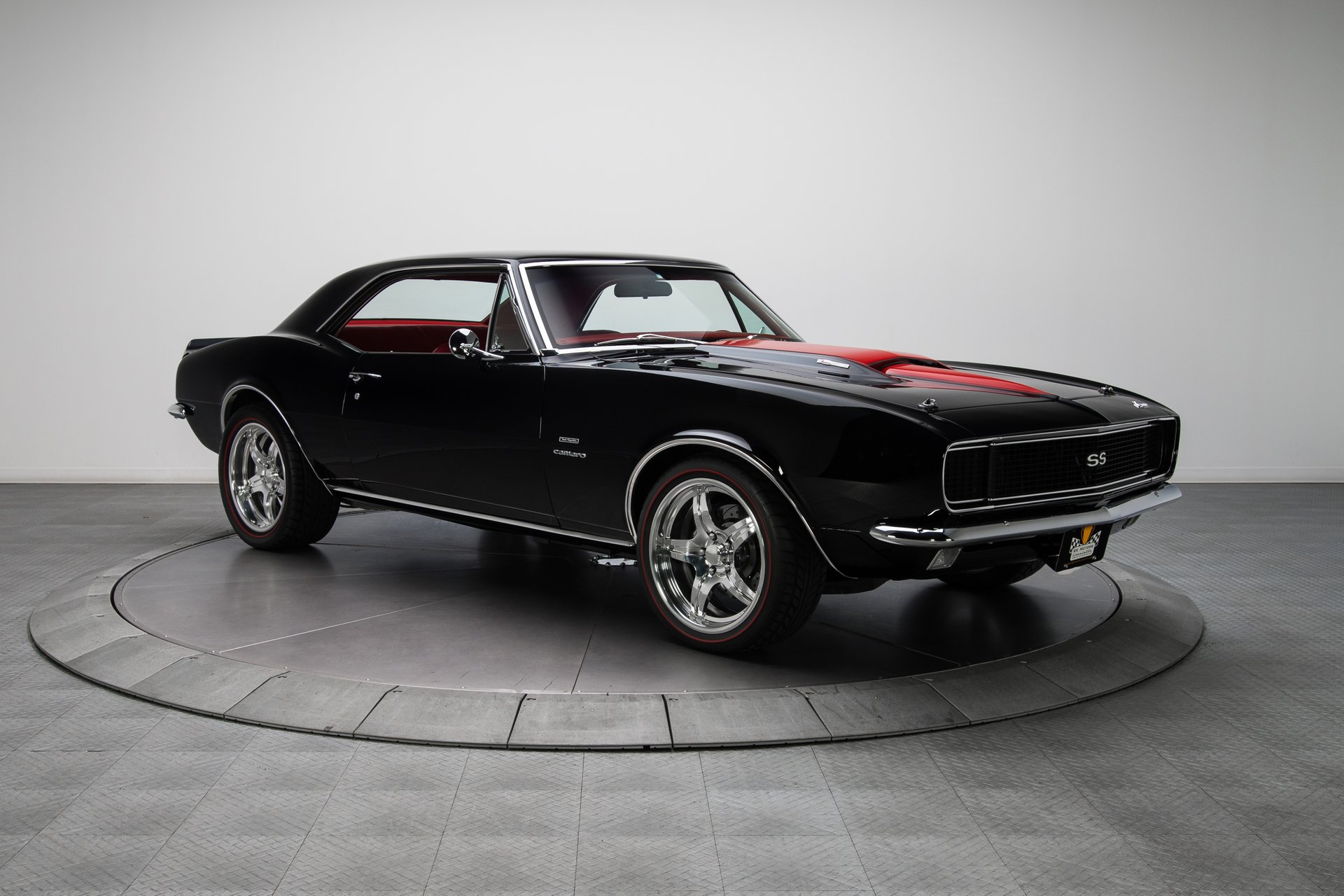 134896 1967 Chevrolet Camaro RK Motors Classic Cars for Sale