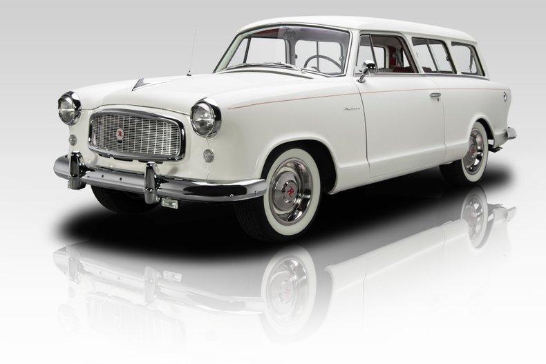 For Sale 1959 Nash Rambler American