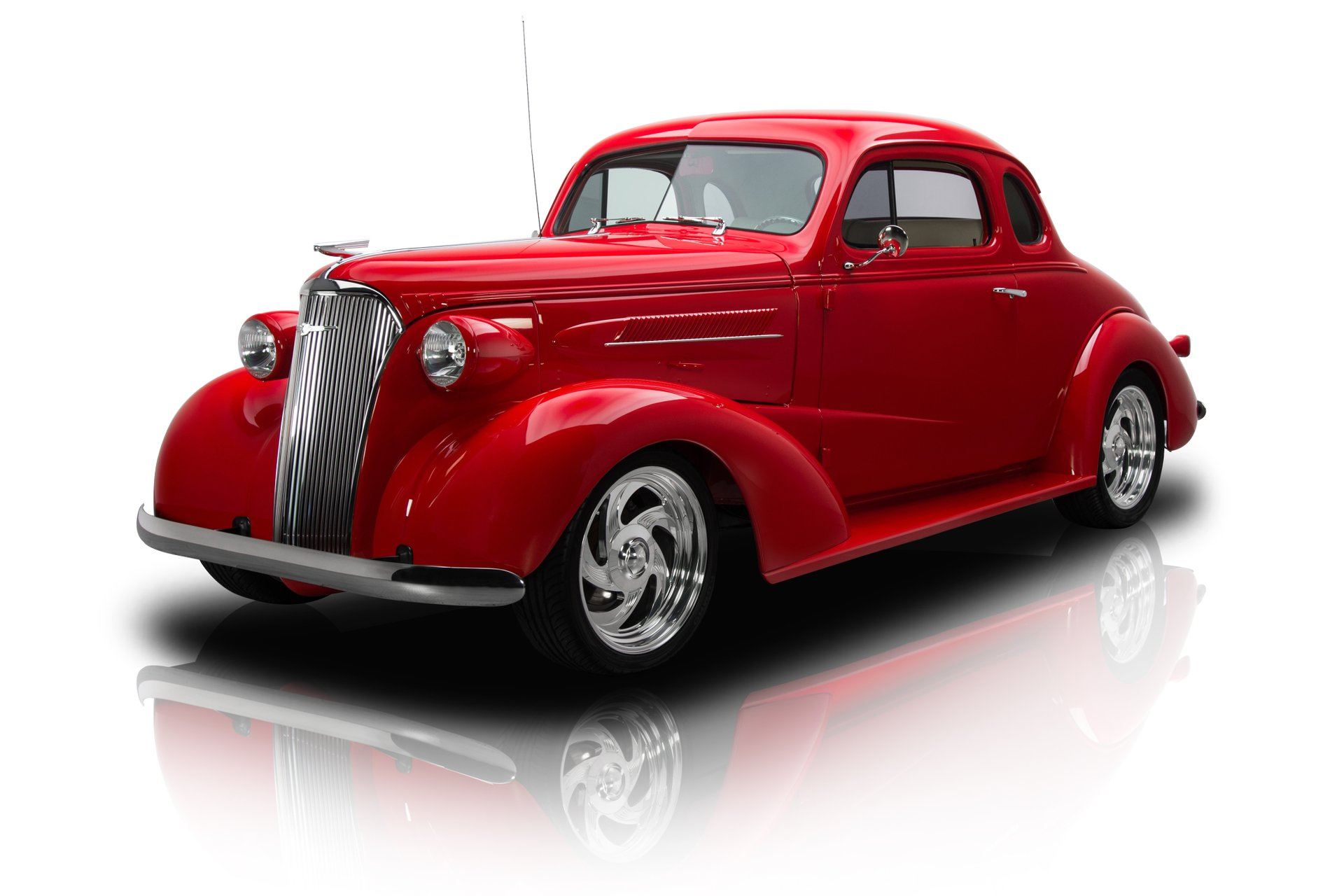 134922 1937 Chevrolet Coupe Rk Motors Classic Cars For Sale 1941 Mercury Eight Frame Off Built Steel Efi Ls1 V8 4l60e 4 Speed Automatic With A C