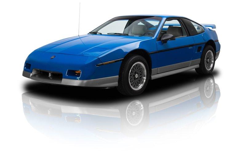 For Sale 1987 Pontiac Fiero