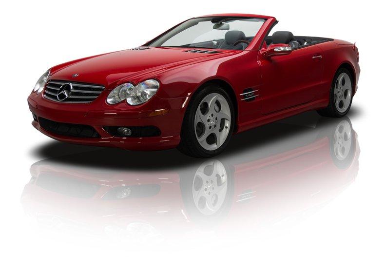 For Sale 2005 Mercedes-Benz SL600