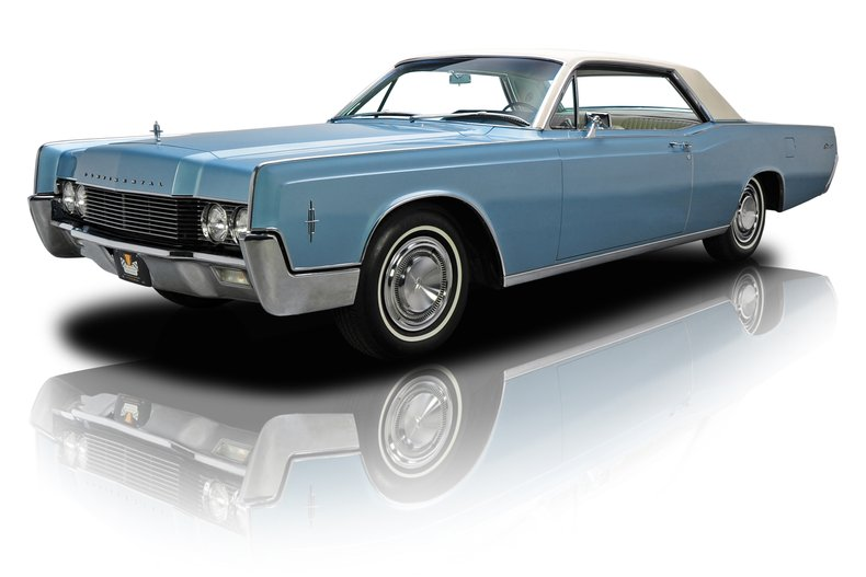 For Sale 1966 Lincoln Continental