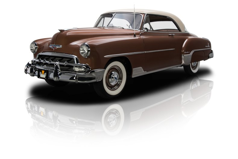 For Sale 1952 Chevrolet Bel Air