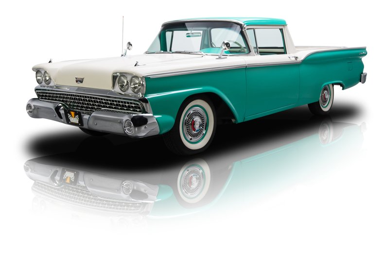 For Sale 1959 Ford Ranchero