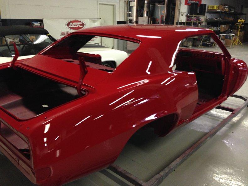 1969 Chevrolet Camaro 124