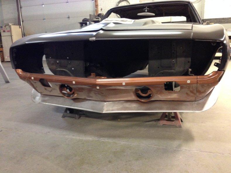 1969 Chevrolet Camaro 116