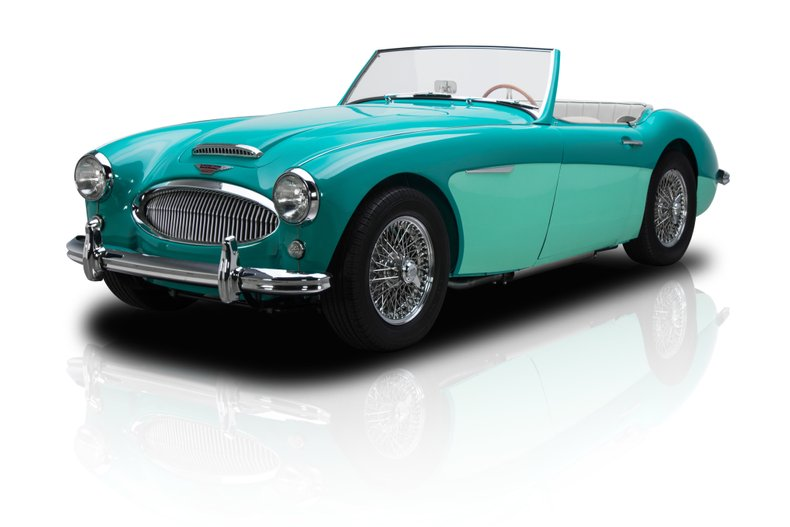 For Sale 1962 Austin-Healey 3000
