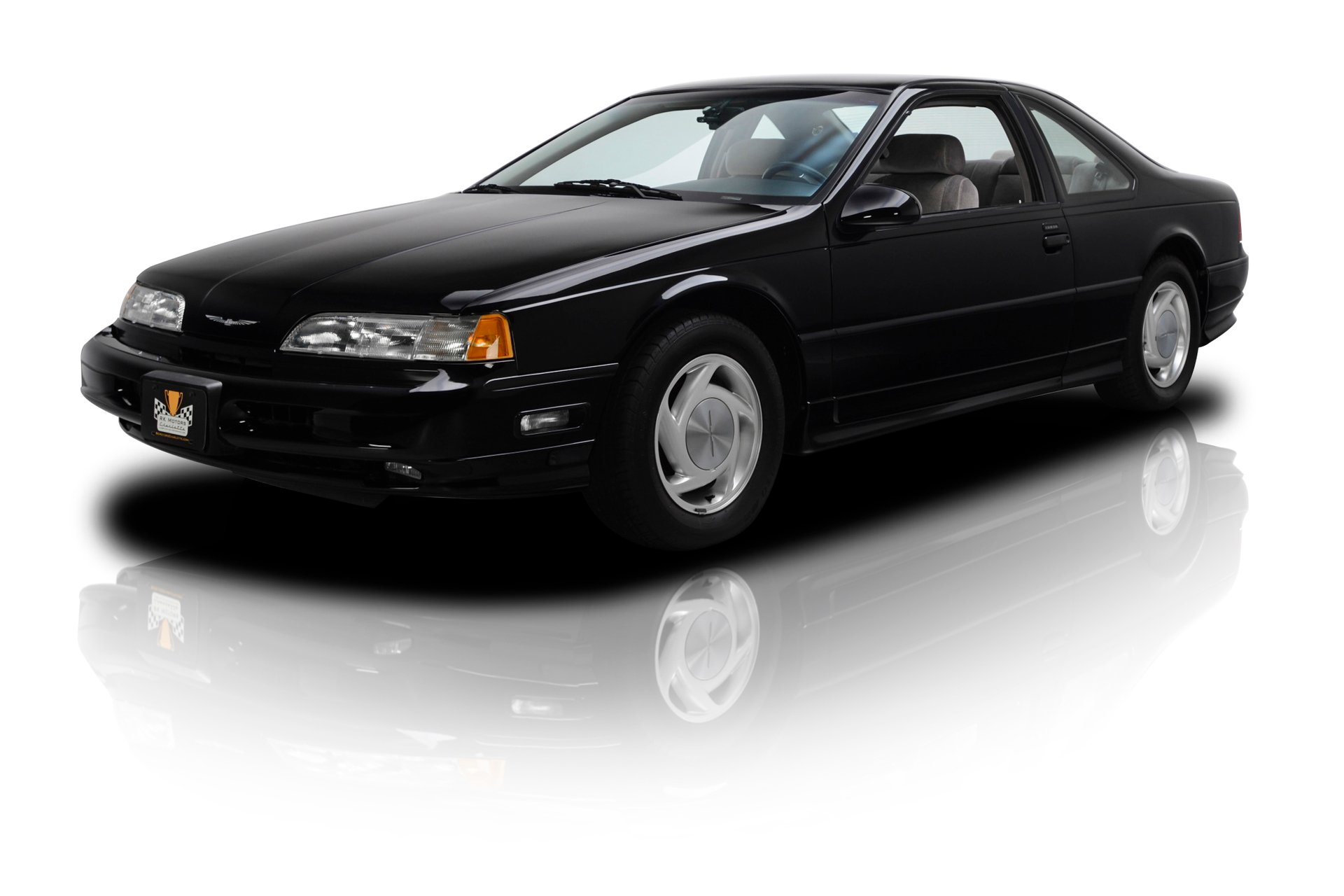 1989 ford thunderbird super coupe