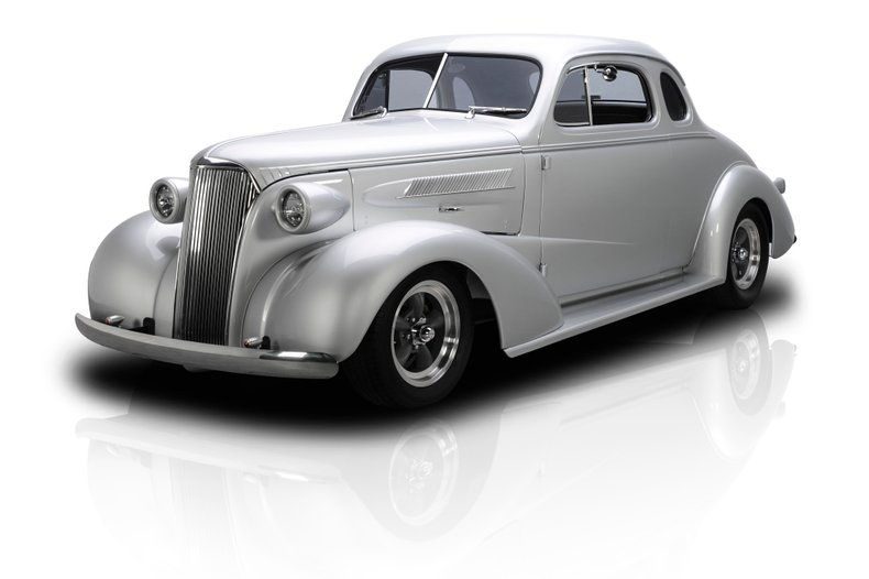 For Sale 1937 Chevrolet Business Coupe